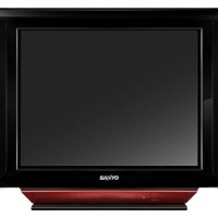 FLAT TV SANYO 21 inchi