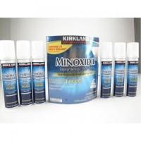 Kirkland Signature Foam Minoxidil 5 % , Penumbuh Rambut Pengganti Rogaine, Lebih Mantap daripada Regrou Forte