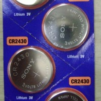 Button Cell - Sony - CR2430