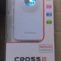Power Bank 8800 mAH. CROSS