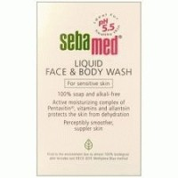 Sebamed Liquid Face and Body Wash 200ml