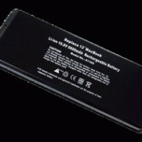 "Baterai/battery Apple MacBook 13"" A1185 A1181 MA561 MA561FE/A MA561G/A MA561J/A MA561LL/A, Black Bandung"