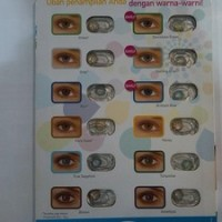 Softlens Freshlook Colorblends Brilliant Blue by Ciba Vision