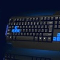 E-Blue Mazer Type-X Professional Gaming Keyboard with Lighting Effect !