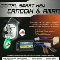 Alarm Digital Smart Key VIXION & NEW VIXION