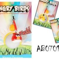 GANTUNGAN HP ANGRY BIRD FLASH TELUR AB07010.