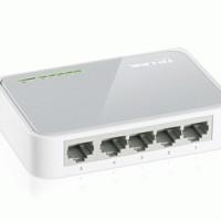 TP-LINK TL-SF1005D5-Port 10/100M Mini Desktop Switch, Plastic Case