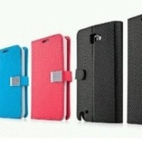 folder case capdase original for samsung galaxy note