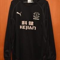 2002-03 everton 3rd/third LS jersey