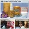 Paket Cream Walet Gold logo emas super quality & Serum Gold cv.jaya mandiri