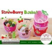 Keranjang Strawberry