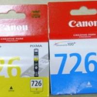 Original Cartridge - Canon - CLI 726 Black