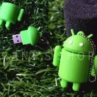 Flashdisk Kartun Android 8GB