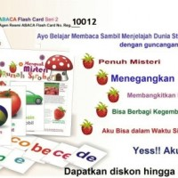 ABACA Flash Card Seri 2