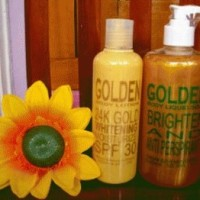 Golden Gold Series (Paket Sbun+Lotion Gold)