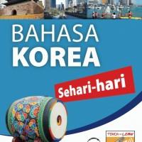 Bahasa Korea Sehari-hari (+CD Audio)