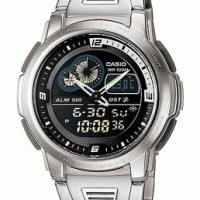 CASIO AQF-102WD-1BV THERMOMETER