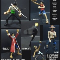 One Piece Poseable
