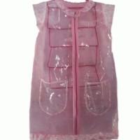 Hanger Jilbab - Pink