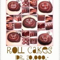 Chocolate Rollcakes