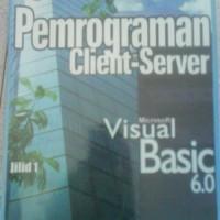 pemrograman client-server Visual Basic 6.0