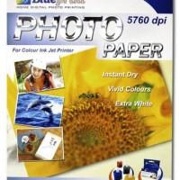 Glossy Paper Blueprint