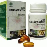 DBS Habbazzaitun Soft capsule