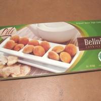 Kue Belinjo ( Belinjo cookies )