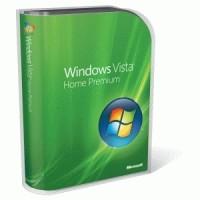 Windows Vista Home Premium SP 1 FPP