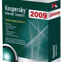Kapersky Internet Security 2009, 2 Year 3 PC