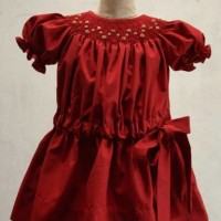 hollywood babes suri cruise handmade smock dress