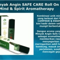 Safe Care - Minyak Angin Roll On