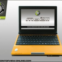 """Netbook Point Of View (POV) Mobii 10.2"""" With Linux ONLY Rp 3.3jt"""