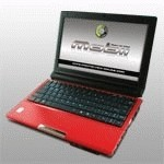 """Netbook Point Of View (POV) Mobii 10.2"""" With Windows"""