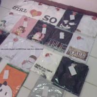 Baju Family / Triple Shirt, Couple T-Shirt / Baju Pasangan