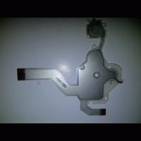 PCB plastik/fleksibel tombol PSP 3000 Slim Right/kanan