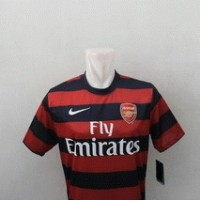 Jersey Club 2012-2013 AC Arsenal Away