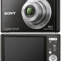Kamera/Camera Digital Camdig  Sony CyberShot W550