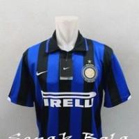 Jersey Inter Milan Home Centenary 07/08
