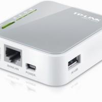 Router 3G 4G Tp-Link TL-MR3020 sudah Upgrade Support ZTE MF825A LTE 4G