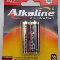 ABC Alkaline AAA (1 box 24 pairs)
