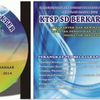 DVD Kumpulan RPP dan Silabus SD/MI Berkarakter (EEK) Lengkap
