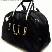 TRAVEL BAG BLACK