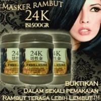 MASKER RAMBUT 24 K