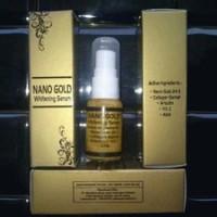 Nano Gold Whitening Serum