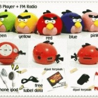 MP3 ANGRY BIRDS SUPPORT MICROSD