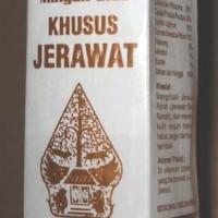 Minyak Oles Khusus Jerawat Cap Wayang, Obat Herbal alami untuk jerawat & Bisul