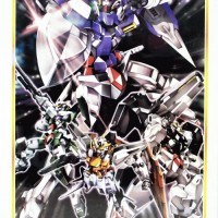 Puzzle Kertas Gundam Gao Da Model-A