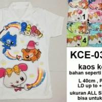 Kaos Cewe , Gambar Lucu2 , Ecer & Grosir , Kode : KCE-03-003