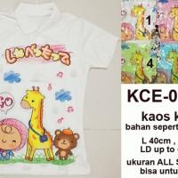 Kaos Cewe , Gambar Lucu2 , Ecer & Grosir , Kode : KCE-03-004